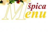 Špica menu