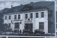 Restaurace hotel Nebe