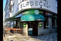 Plzeňská restaurace U Sládečků