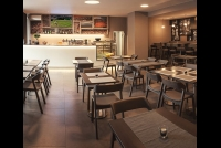 Tiebreak restaurant