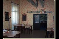 Nádražní restaurace ČD-  Vyškov