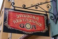 Indická restaurace Goa