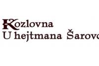 Kozlovna U hejtmana Šarovce