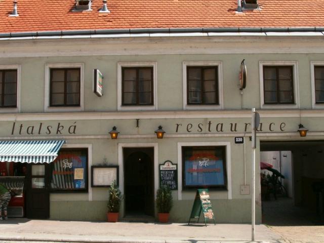 italská restaurace ostrava