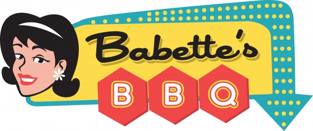 Babettes BBQ-pizza burger restaurant