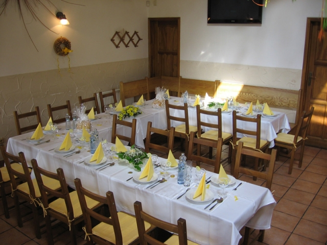 Restaurace U splavu