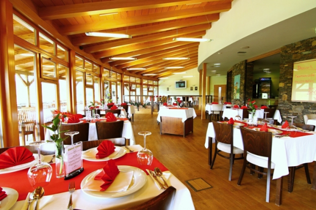 Restaurace Golf Resort