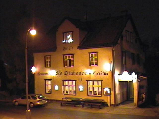 Restaurace Na Slovance